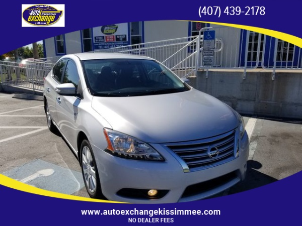 2013 Nissan Sentra in Kissimmee, FL