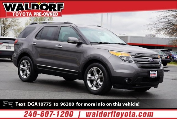2013 Ford Explorer in Waldorf, MD