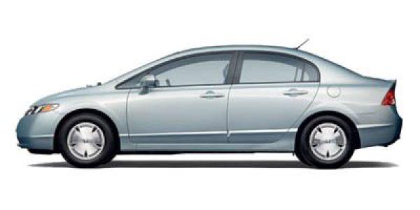 2007 Honda Civic Hybrid Hybrid