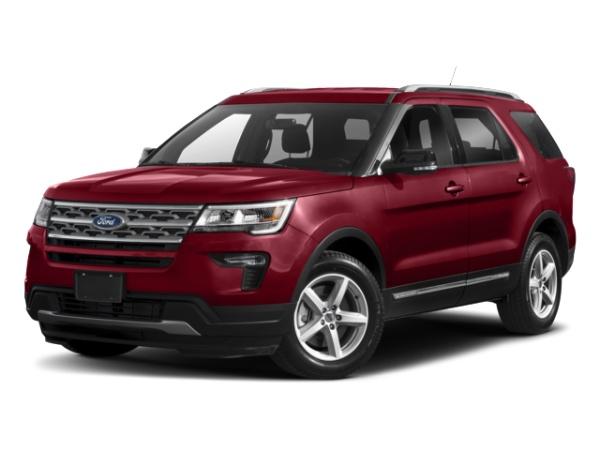 2018 Ford Explorer Sport