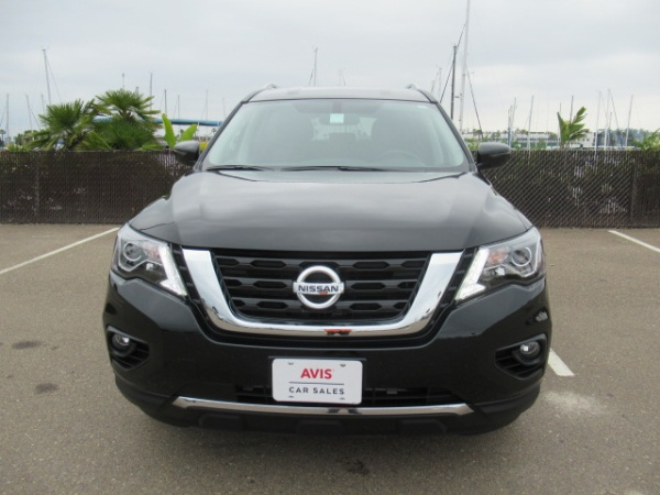 2019 Nissan Pathfinder in Cambridge, MA