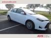 2018 Toyota Corolla LE CVT for Sale in Memphis, TN