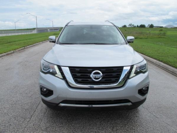 2019 Nissan Pathfinder in Nashville, TN