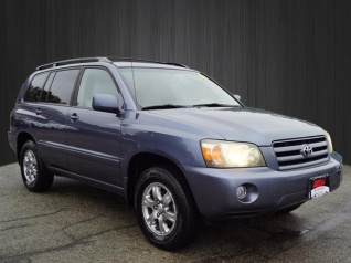 Used 2004 Toyota Highlander With 3rd Row V6 4WD For Sale In West Caldwell,  NJ