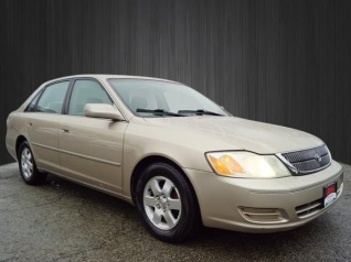 Used 2002 Toyota Avalon XL With Bucket Seats For Sale In West Caldwell, NJ