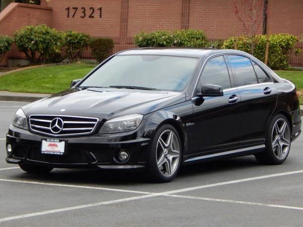 2010 Mercedes-Benz C