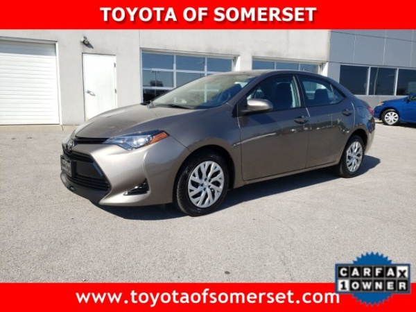 2018 Toyota Corolla in Somerset, KY
