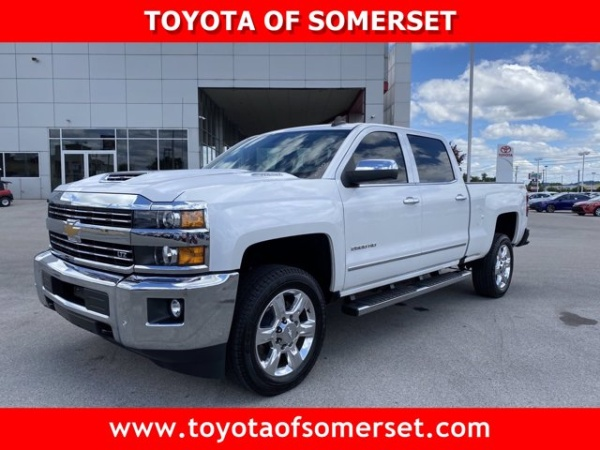 2018 Chevrolet Silverado 2500HD in Somerset, KY