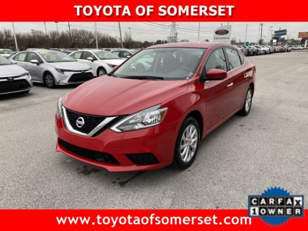2018 Nissan Sentra in Somerset, KY