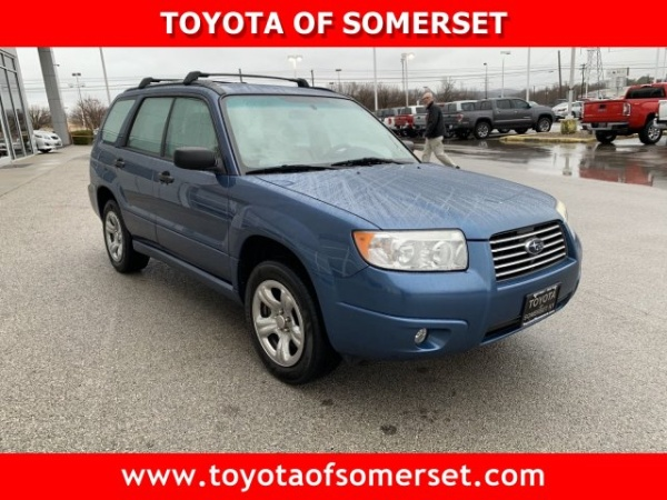2007 Subaru Forester in Somerset, KY