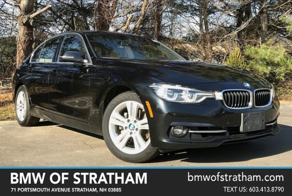 2017 BMW 3 Series in Stratham, NH