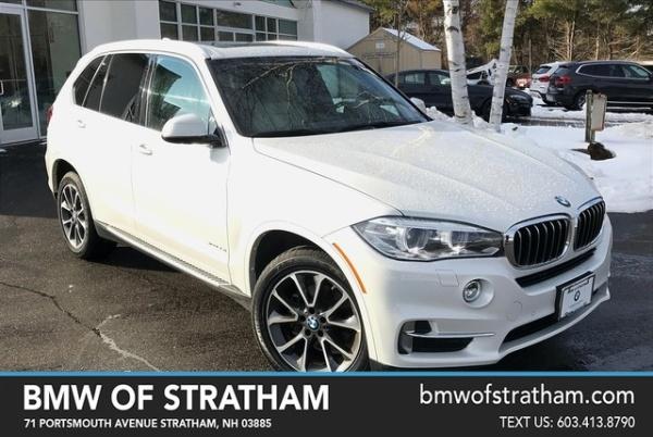 2017 BMW X5 in Stratham, NH