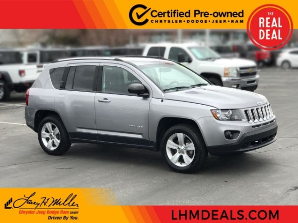 2016 Jeep Compass in Sandy, UT