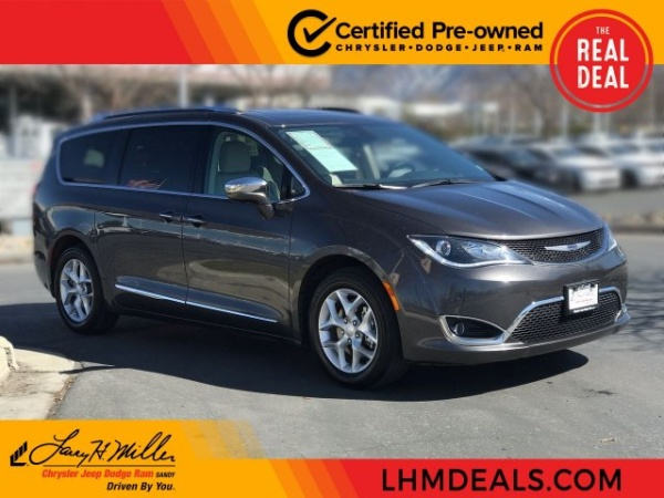 2019 Chrysler Pacifica in Sandy, UT