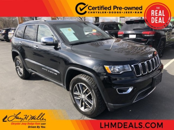 2018 Jeep Grand Cherokee in Sandy, UT