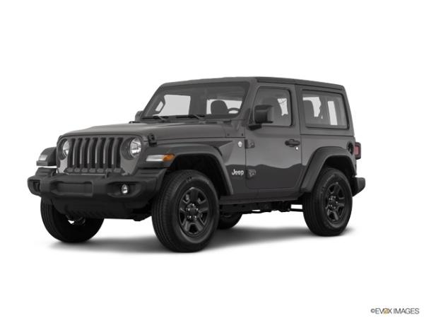 2020 Jeep Wrangler in Sussex, NJ