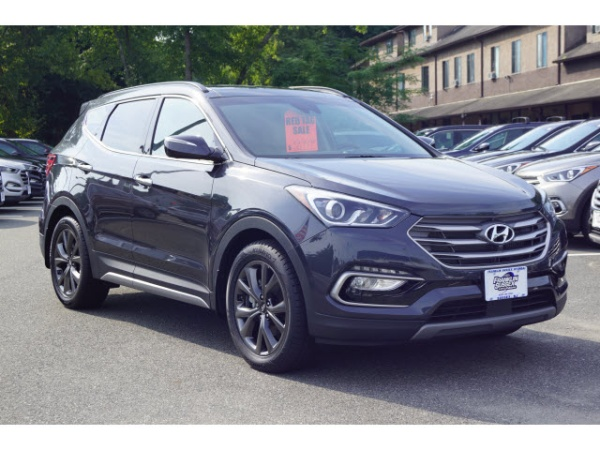 2018 Hyundai Santa Fe Sport in Sussex, NJ