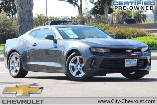 2017 Chevrolet Camaro Ls With 1ls Coupe For In San Go Ca