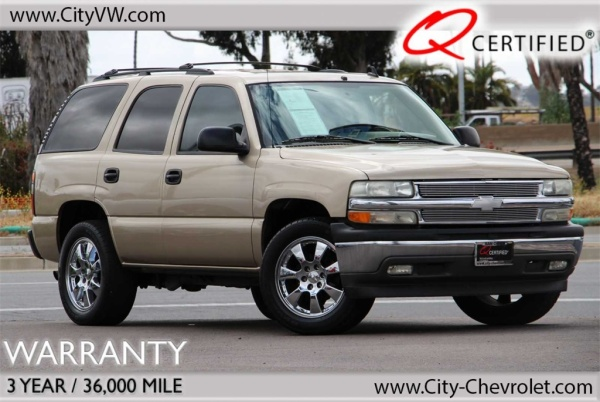 chevrolet tahoe 2006 review
