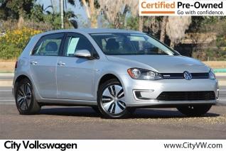 Vw San Diego >> Used Volkswagen E Golfs For Sale In San Diego Ca Truecar