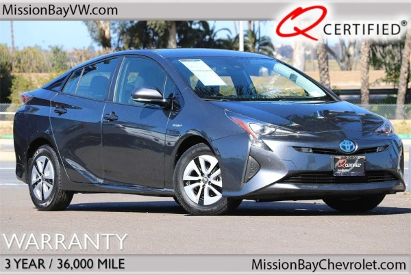 2017 Toyota Prius in San Diego, CA