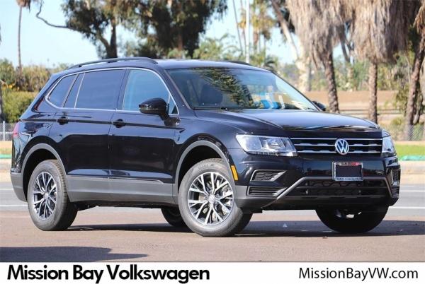 2020 Volkswagen Tiguan in San Diego, CA