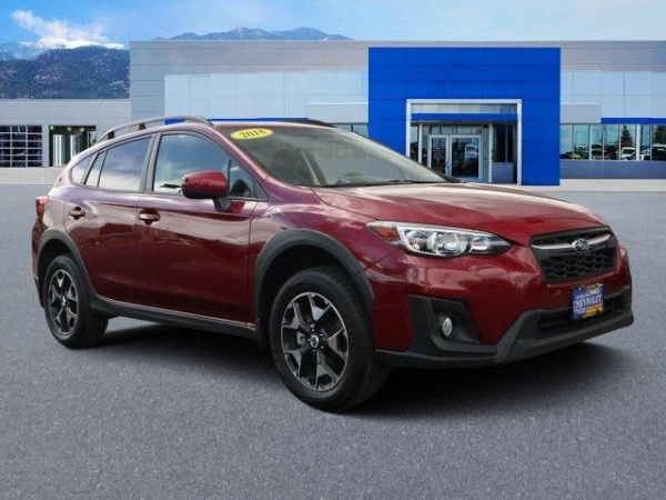 2018 Subaru Crosstrek