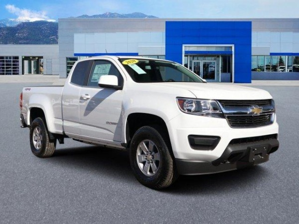 2020 Chevrolet Colorado in Colorado Springs, CO