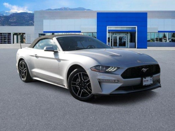 2018 Ford Mustang in Colorado Springs, CO