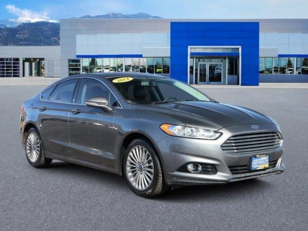 2014 Ford Fusion in Colorado Springs, CO