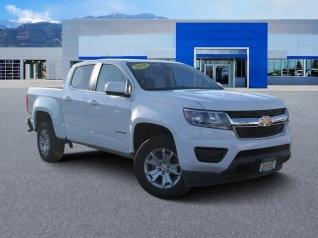 Chevrolet Colorado Springs >> Used Chevrolet Colorados For Sale In Colorado Springs Co