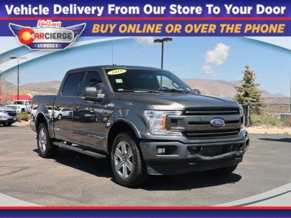 2018 Ford F-150 in Colorado Springs, CO