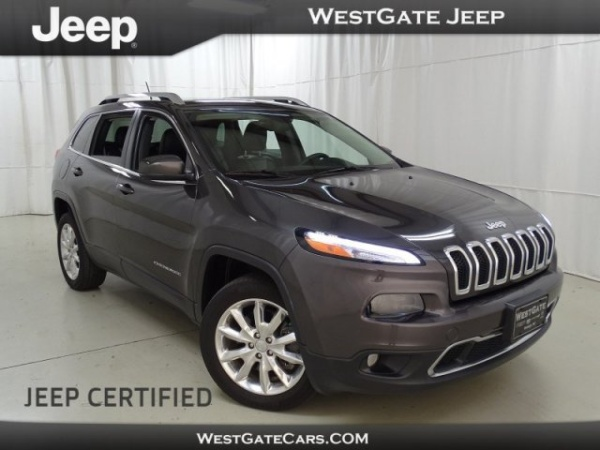 2014 Jeep Cherokee in Raleigh, NC