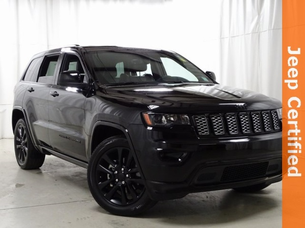 2017 Jeep Grand Cherokee in Raleigh, NC