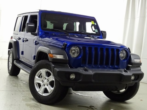 2018 Jeep Wrangler in Raleigh, NC