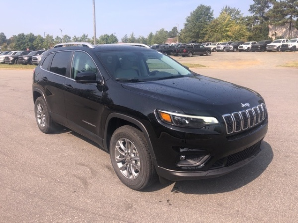 2020 Jeep Cherokee in Raleigh, NC