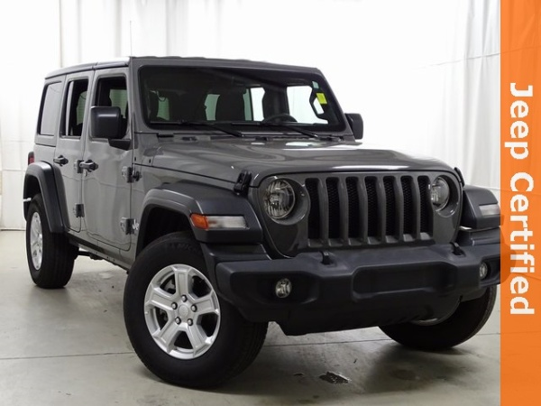 2019 Jeep Wrangler in Raleigh, NC