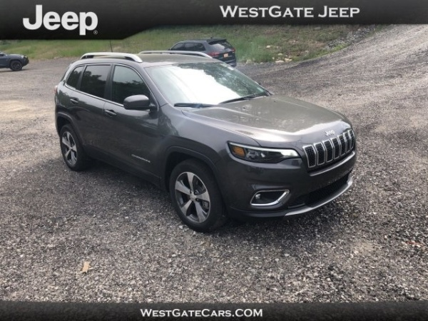 2019 Jeep Cherokee in Raleigh, NC