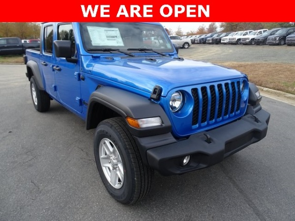 2020 Jeep Gladiator in Raleigh, NC