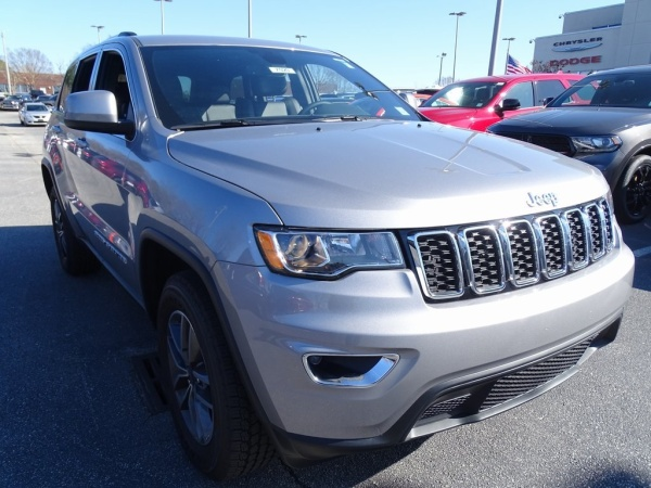 2020 Jeep Grand Cherokee in Raleigh, NC
