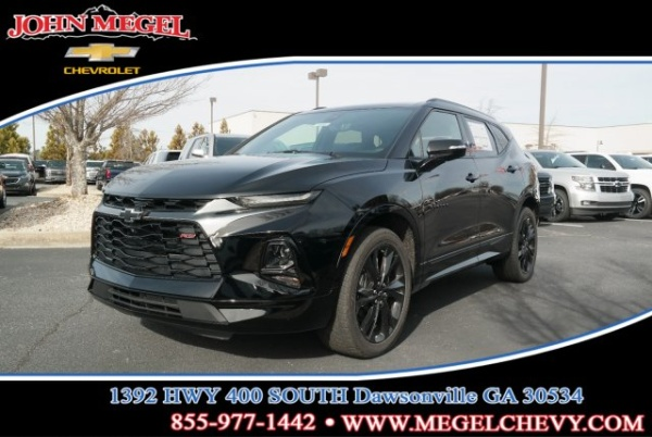 2020 Chevrolet Blazer in Dawsonville, GA