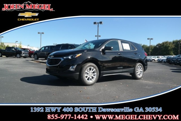2020 Chevrolet Equinox in Dawsonville, GA