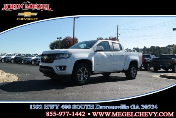 2020 Chevrolet Colorado in Dawsonville, GA