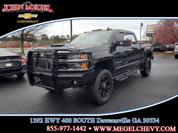 2018 Chevrolet Silverado 3500HD in Dawsonville, GA