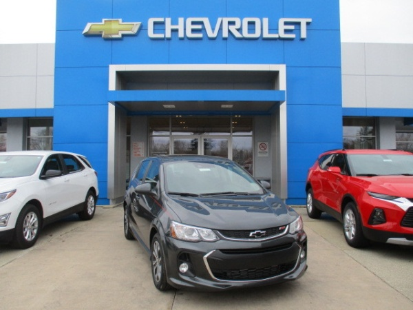 2020 Chevrolet Sonic in Indianapolis, IN