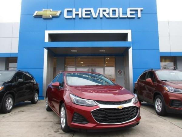 2019 Chevrolet Cruze LT