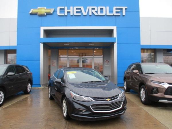 2016 Chevrolet Cruze in Indianapolis, IN