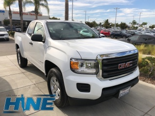2016 Gmc Canyon Base Extended Cab Standard Box 2wd For In Temecula Ca