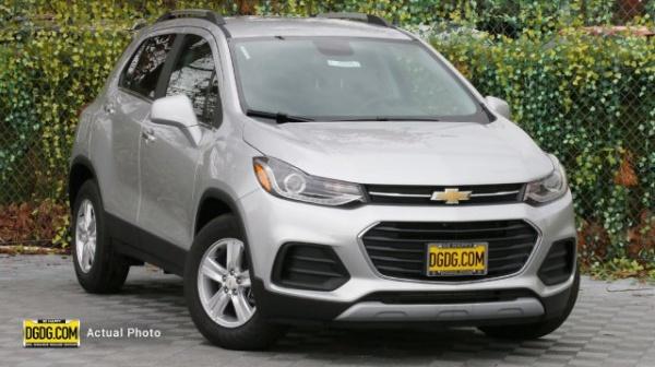 2020 Chevrolet Trax in San Jose, CA