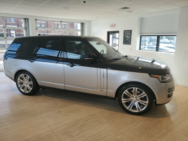 2016 Land Rover Range Rover in Summit, NJ